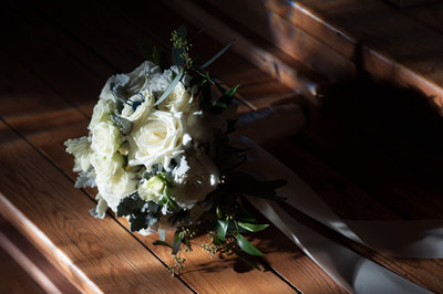 I wanted to send a quick big THANK YOU to you for everything you did for our wedding. The flowers, boutonnieres and cake flowers were PERFECT! We will remember them forever. - --Bride, 2016