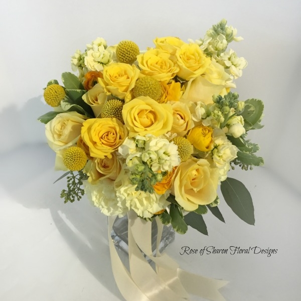 Yellow Bouquets -