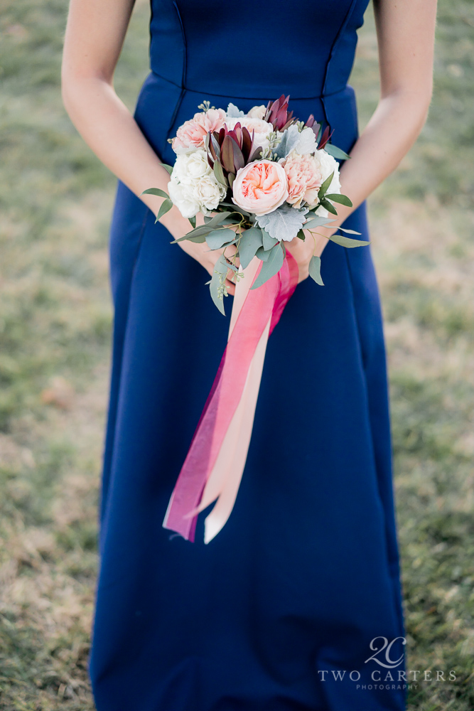 03a. Two Carters Photography. Rose of Sharon Floral Designs.  Blush, Peach & Burgundy Wedding..jpg