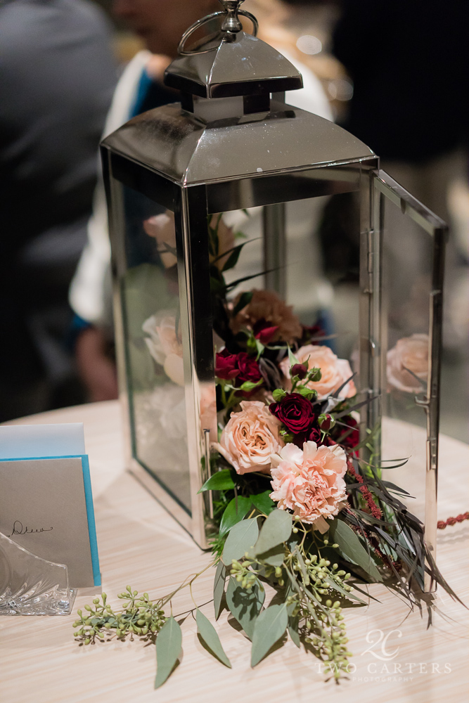 15. Two Carters Photography. Rose of Sharon Floral Designs.  Blush, Peach & Burgundy Wedding. Crystal Bridges.jpg