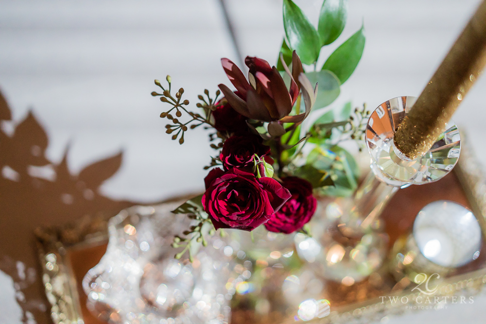 17. Two Carters Photography. Rose of Sharon Floral Designs.  Blush, Peach & Burgundy Wedding. Crystal Bridges.jpg