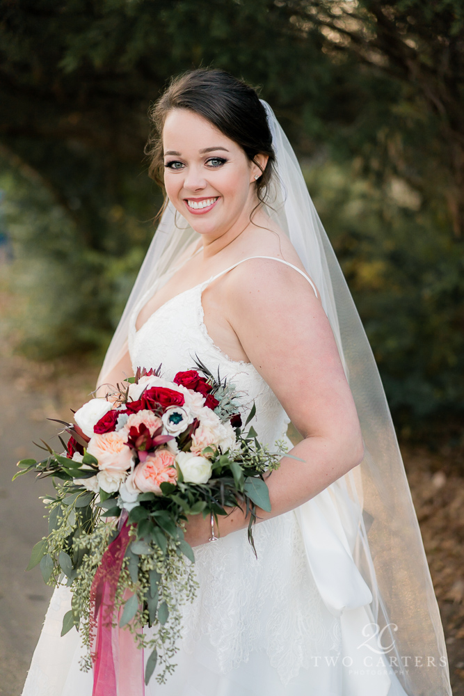 35. Two Carters Photography. Most Joyful Day. Rose of Sharon Floral Designs.  Blush, Peach & Burgundy Wedding..jpg