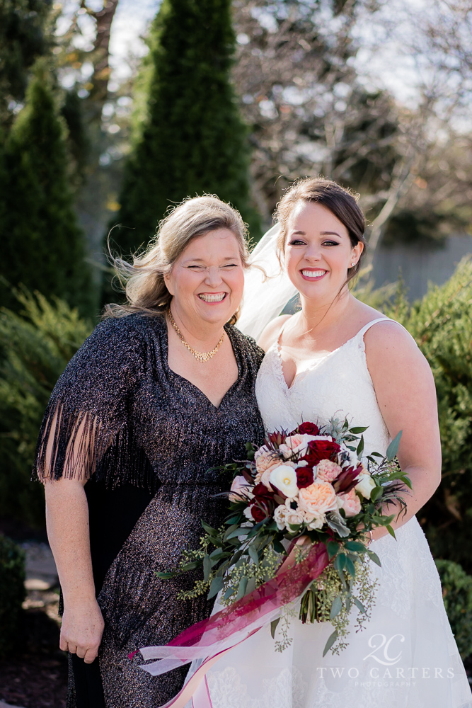 38. Two Carters Photography. Most Joyful Day. Rose of Sharon Floral Designs.  Blush, Peach & Burgundy Wedding..jpg