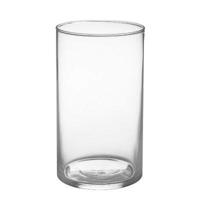 "6""x3.5"" glass cylinder"