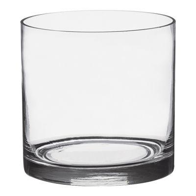 "5""x5"" cylinder vase"