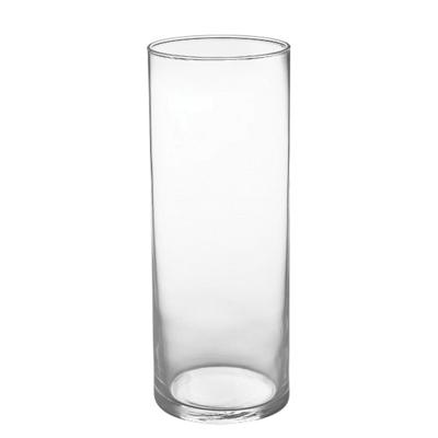 "9""x3.5"" cylinder vase"