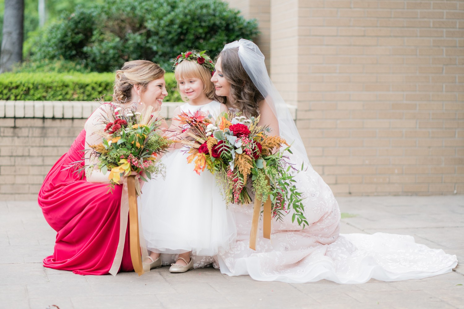 Fall Wedding at Pratt Place Organic Bouquets, Rose of Sharon Floral Designs, Fayetteville, AR