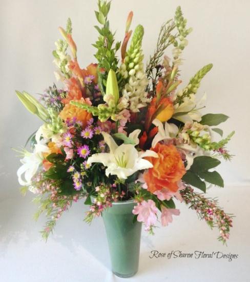Grand Garden Vase
