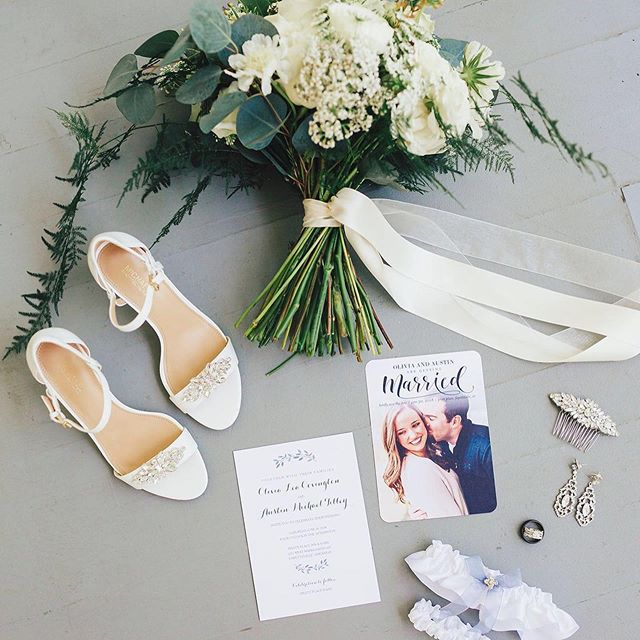 Floral Flat Lay
