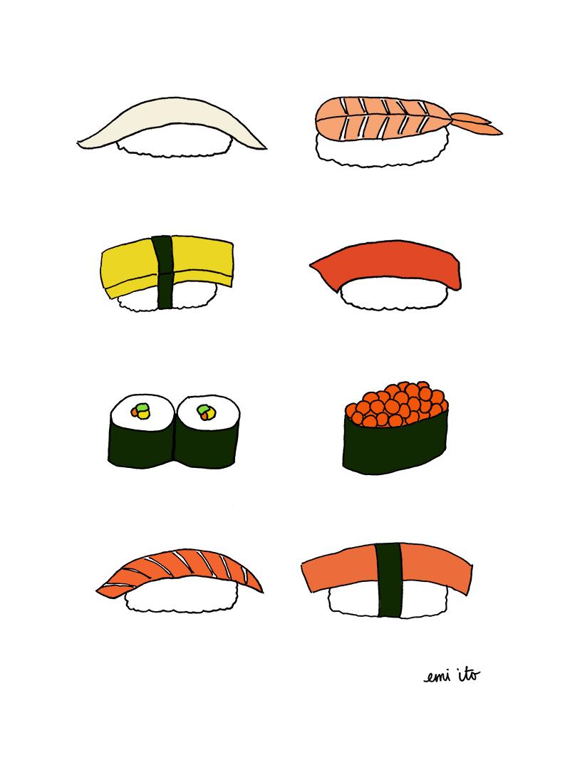 emi ito illustration
