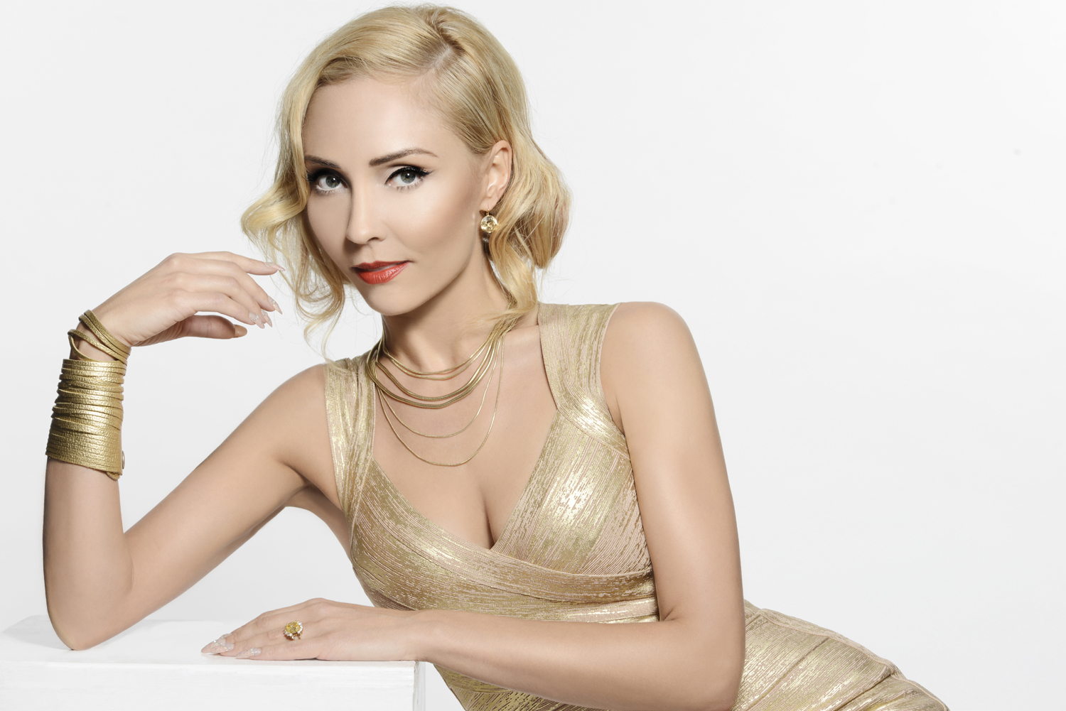 IVETA LUKOSIUTE | STRICTLY COME DANCING