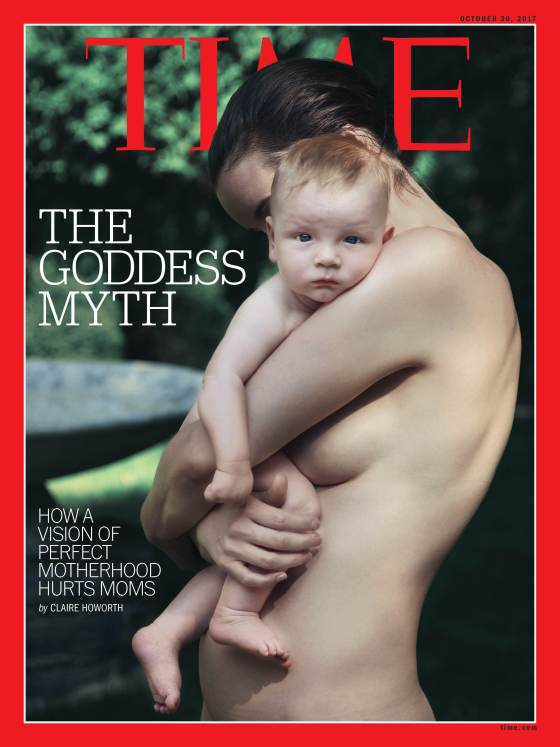 TIME Magazine - On Motherhood