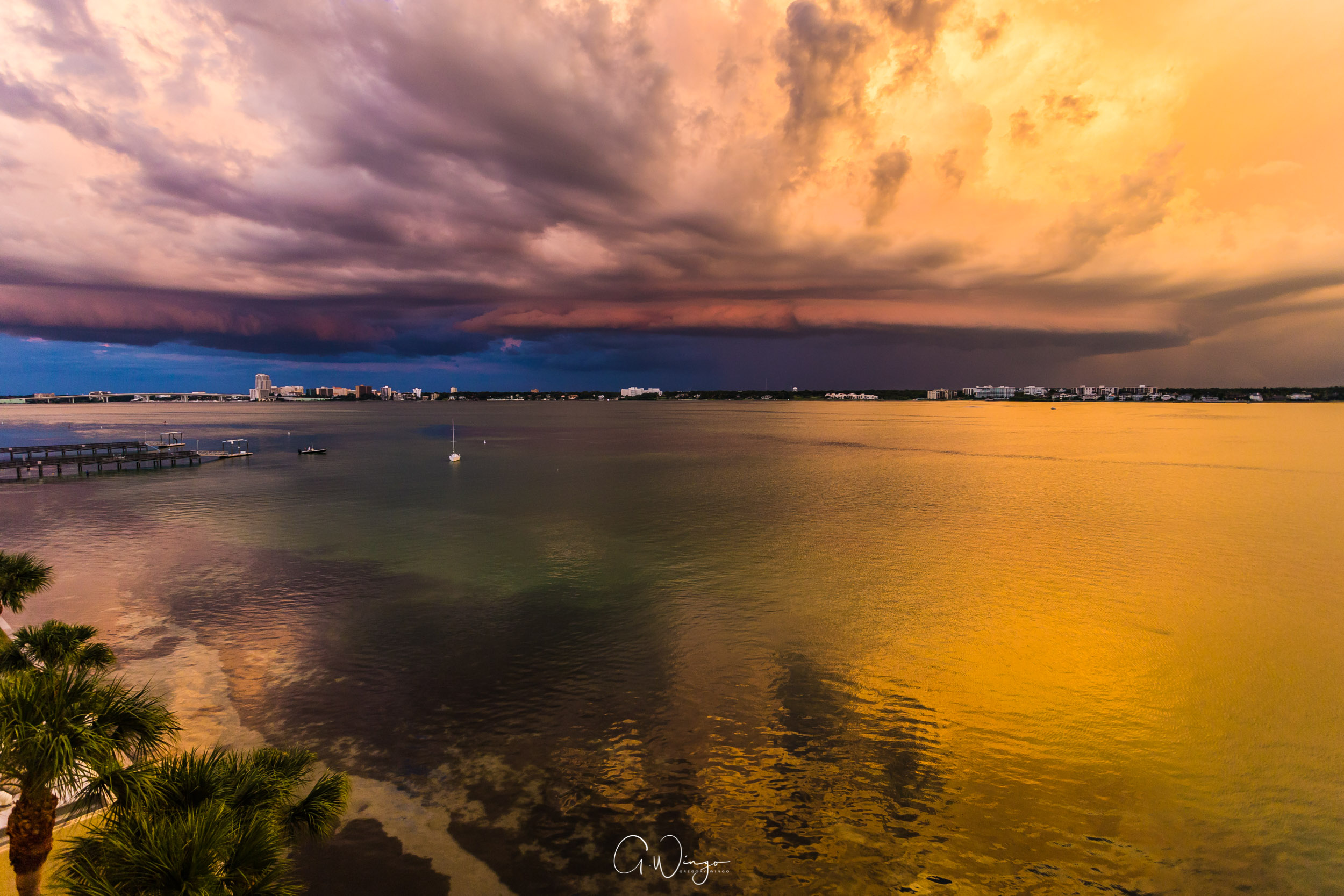 Late Summer Storm