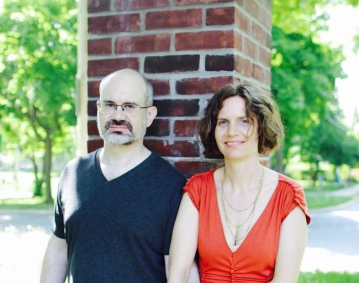 Your Facilitators, Mark Lovell and Cecilia Moorcroft