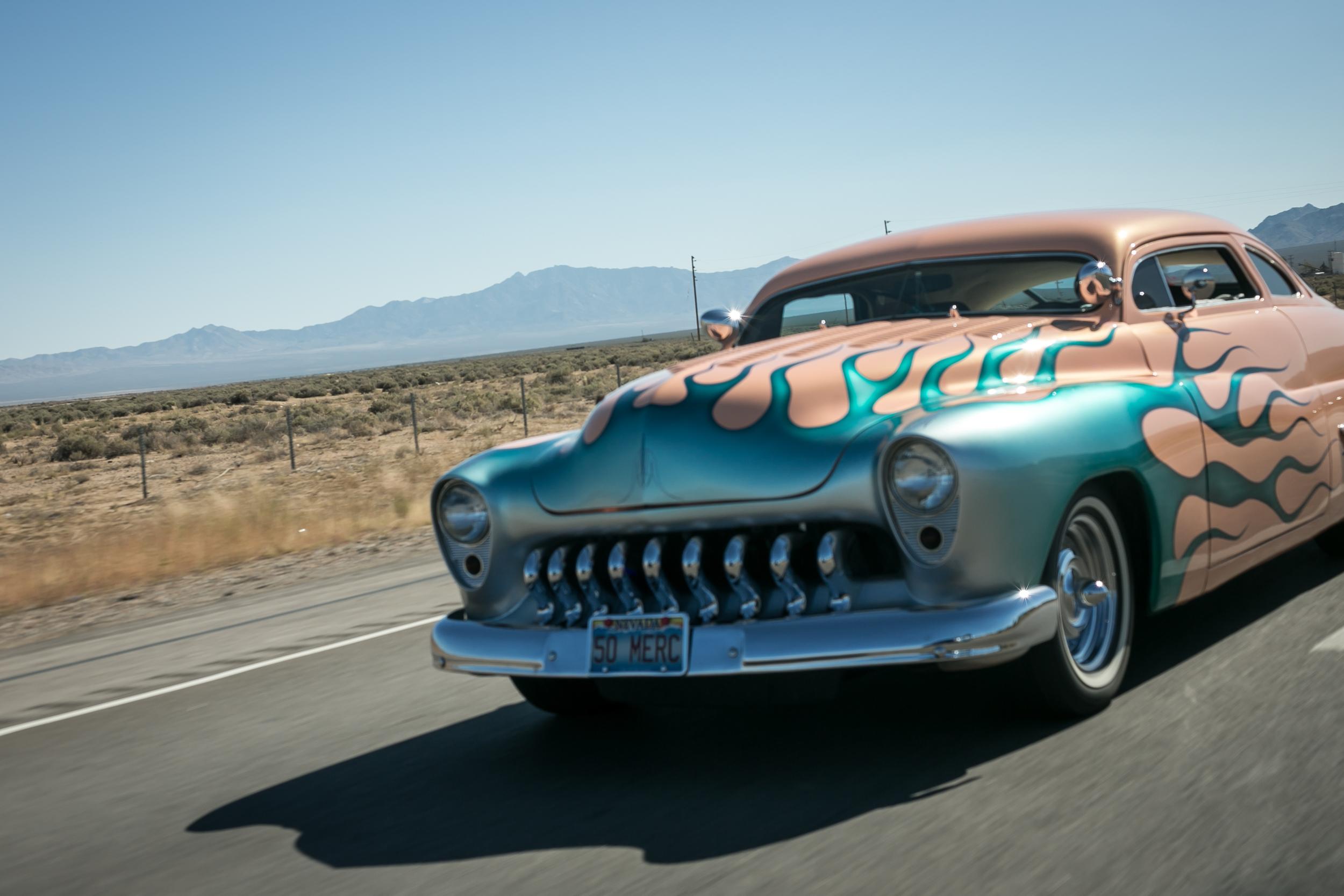 Hot Rod, Reno. Nevada.