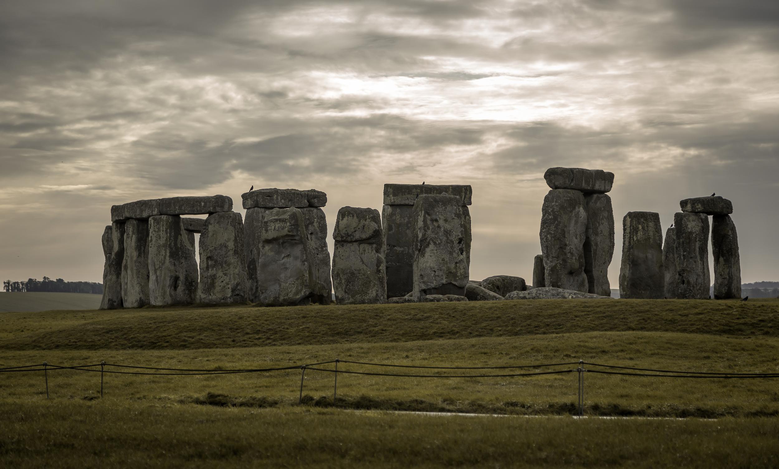 Stonehenge, Amesbury. Wiltshire.