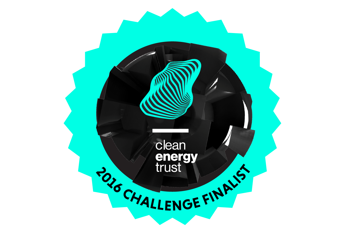 WINNERS OF THE $100,000 PRITZKER AWARD FOR THE CLEAN ENERGY TRUST COMPETITION