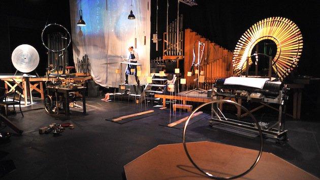Schick Machine full stage |Credit: Chi Wang