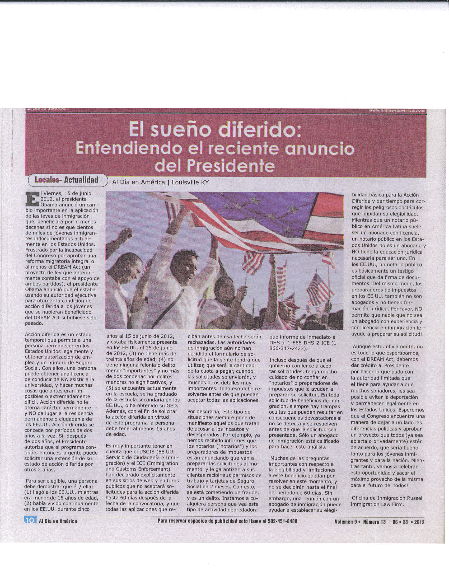 2012.06.28 El Sueno Diferido (Al Dia).jpg