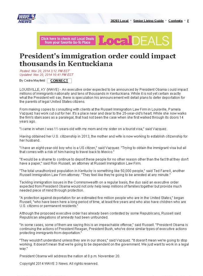 http://www.wave3.com/story/27441961/presidents-immigration-order-could-impact-thousands-in-kentuckiana