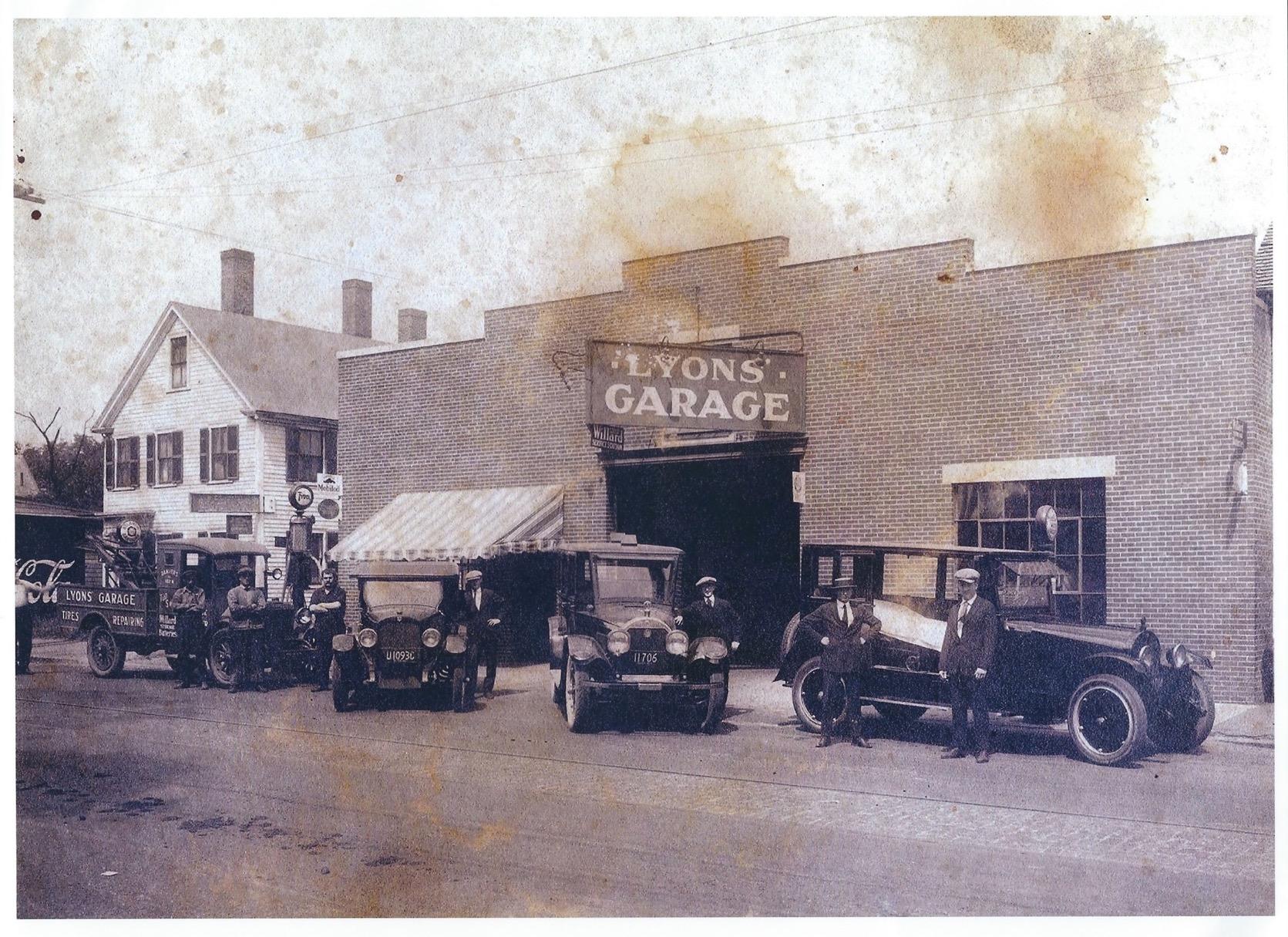 Late 1920s Fleet