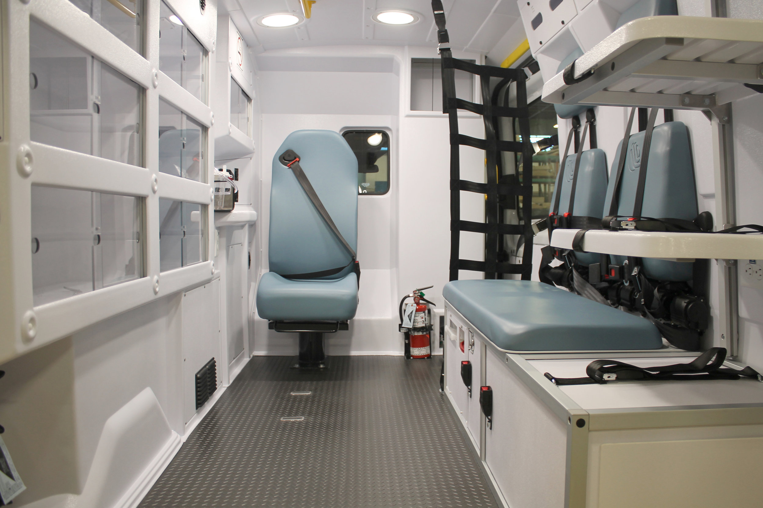 Ford Transit Ambulance -Pennsylvania