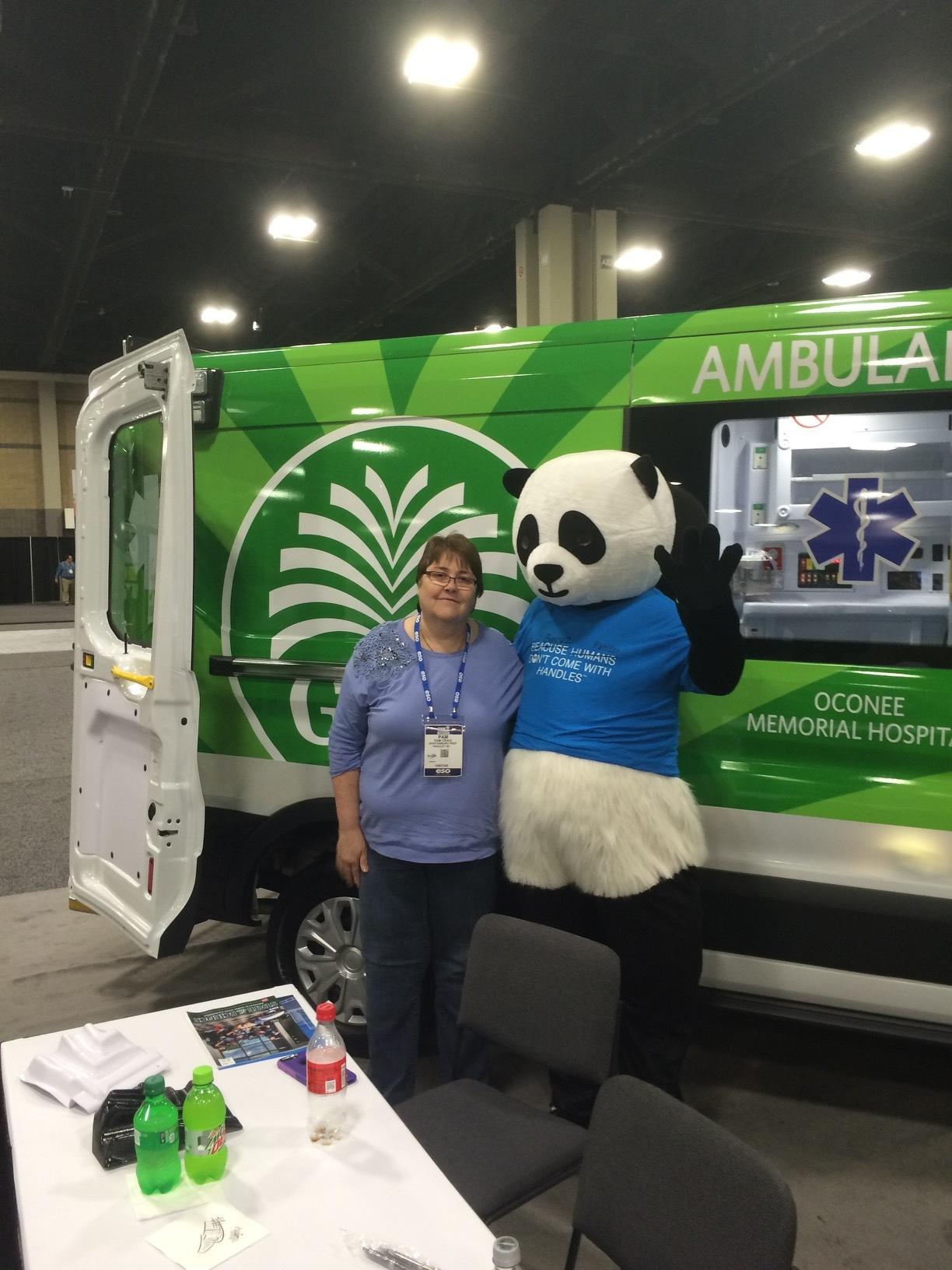 Panda approved!
