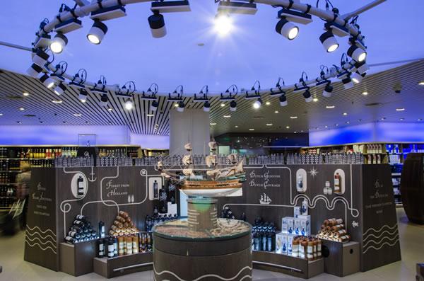 Amsterdam Schiphol Lounge 3