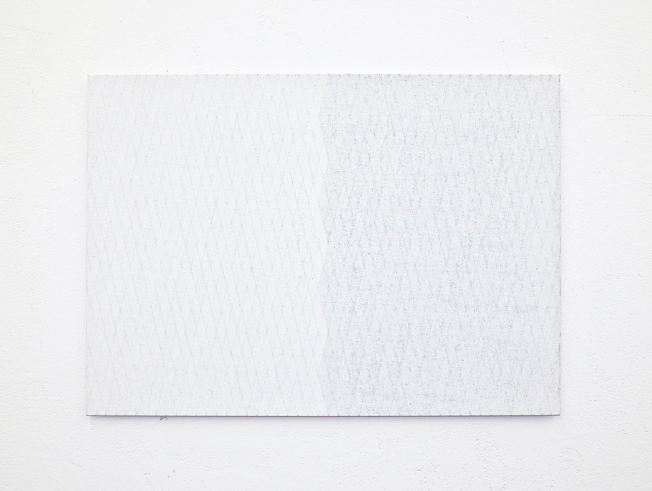 bild nr. 01/2016 - 50 x 70cm - acryl auf baumwolle/alu