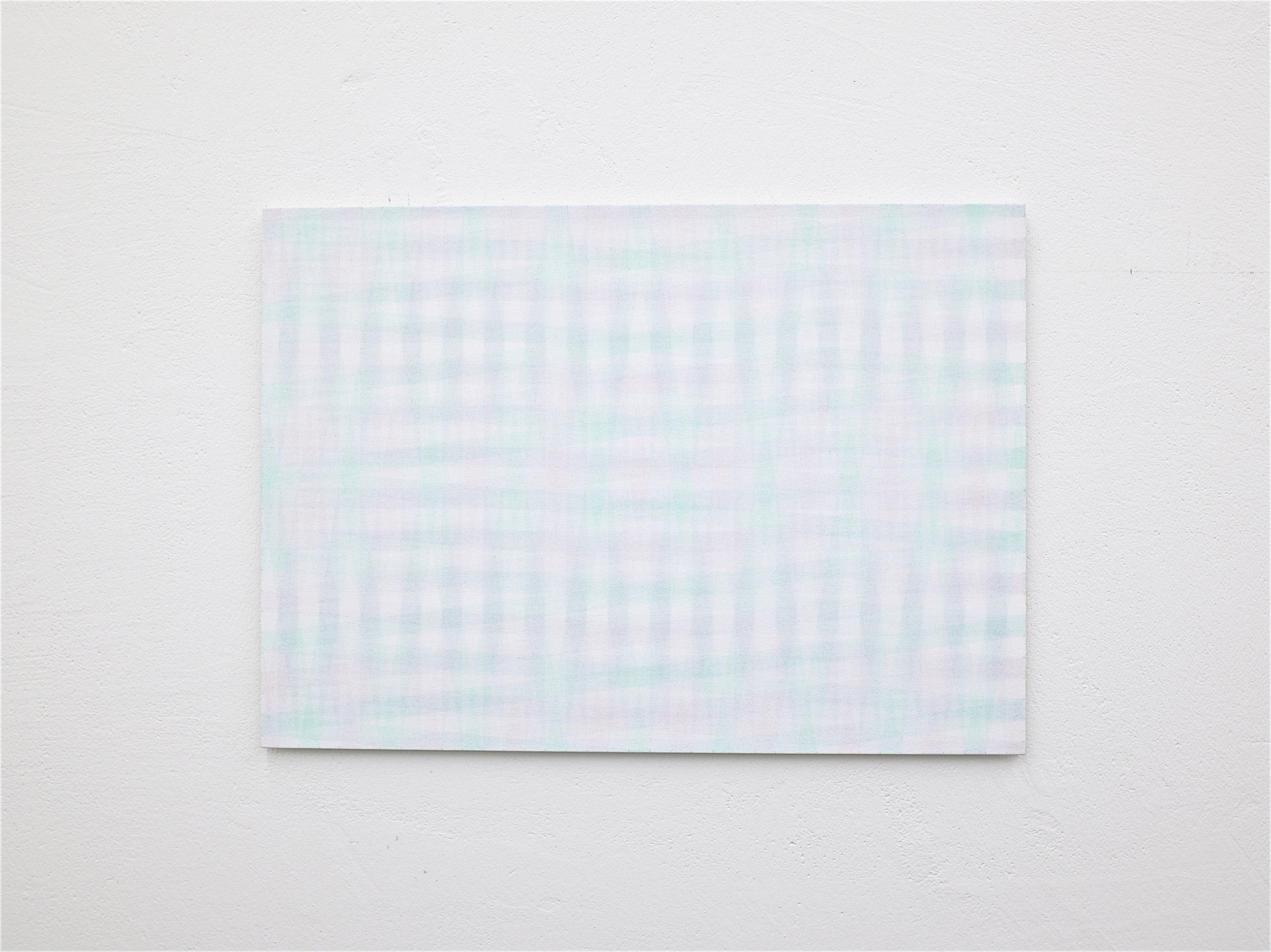 bild nr. 08/2016 - 50 x 70cm - acryl auf baumwolle/alu