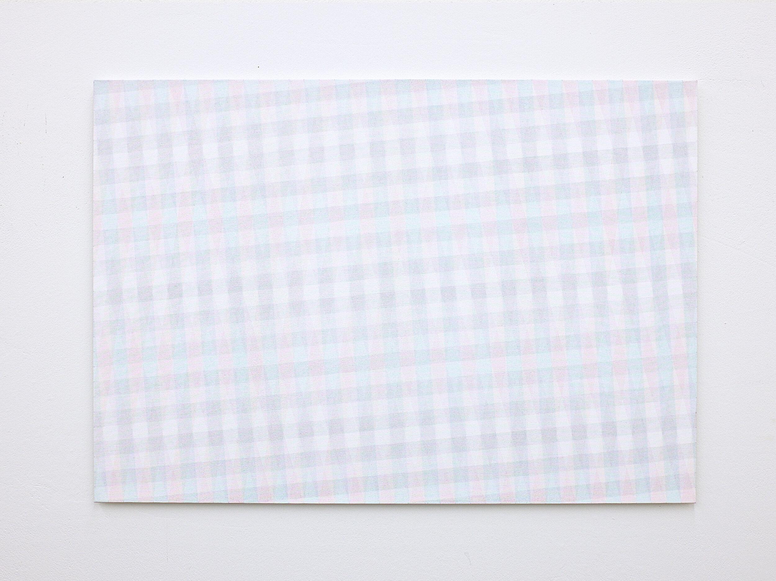 bild nr. 11/2019 - 70 x 100cm - acryl auf baumwolle/alu
