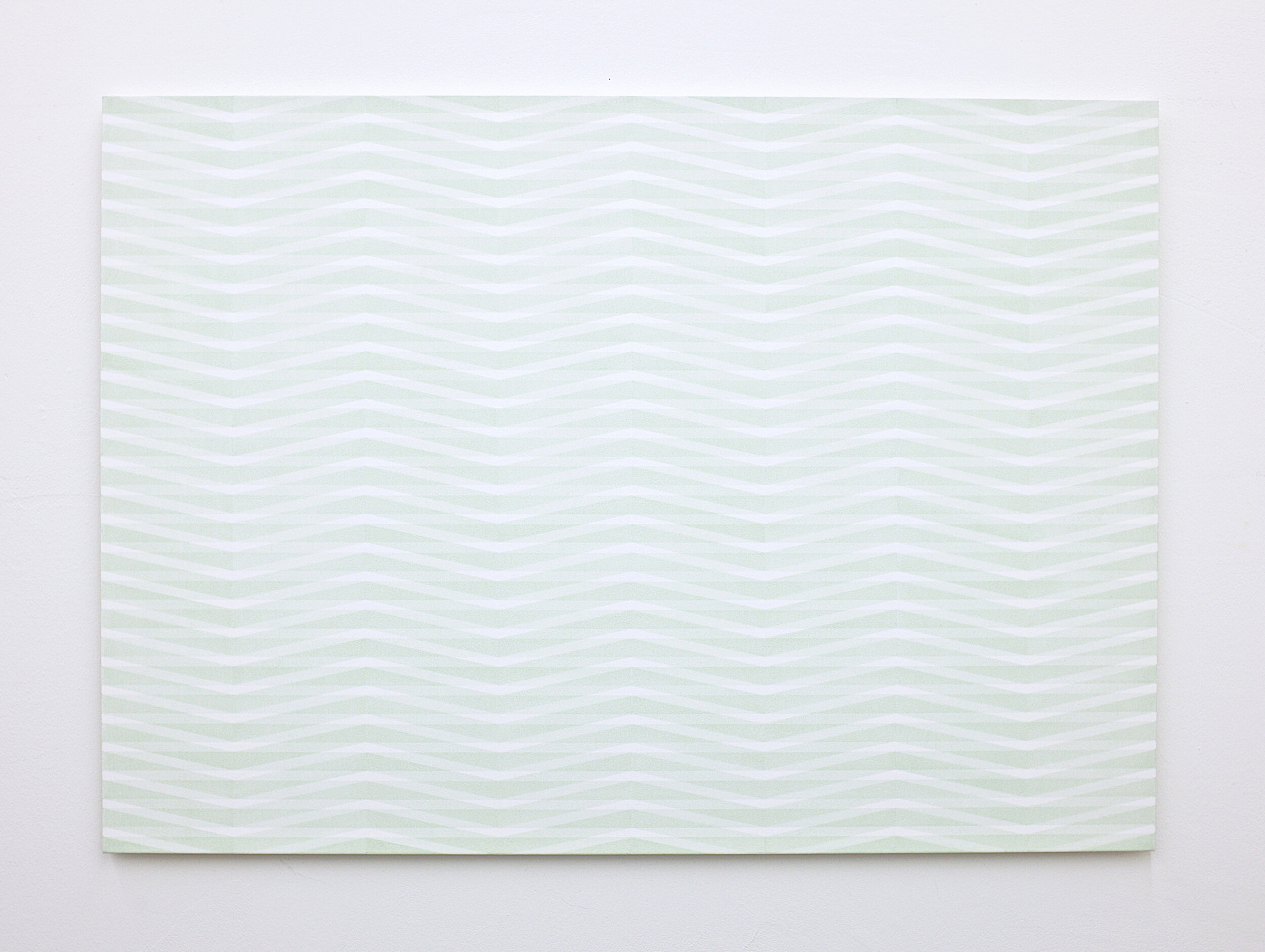 bild nr. 09/2019 - 100 x 140cm - acryl auf baumwolle/alu