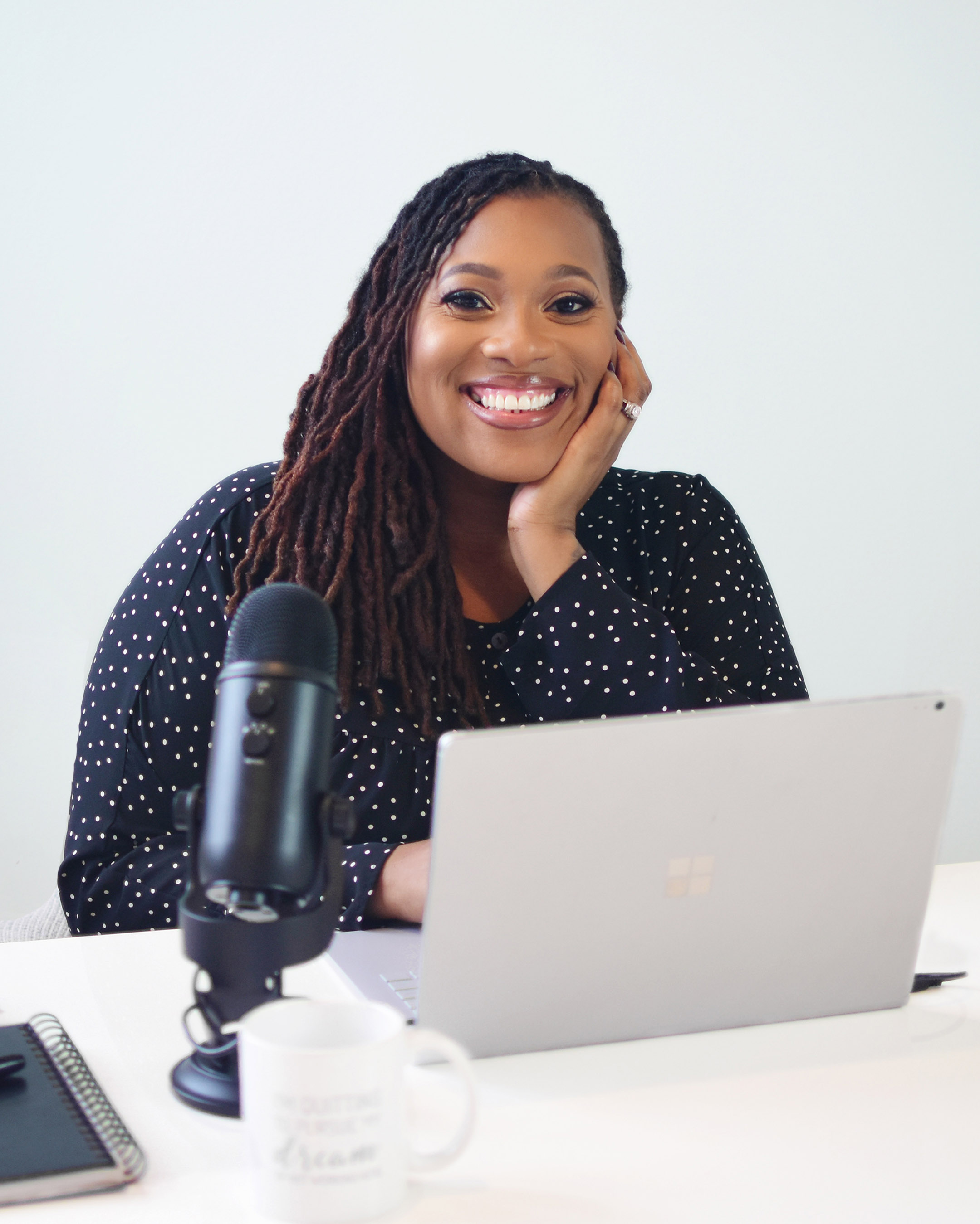About Niya Allen — Career Global, LLC Five Minute Fridays Podcast