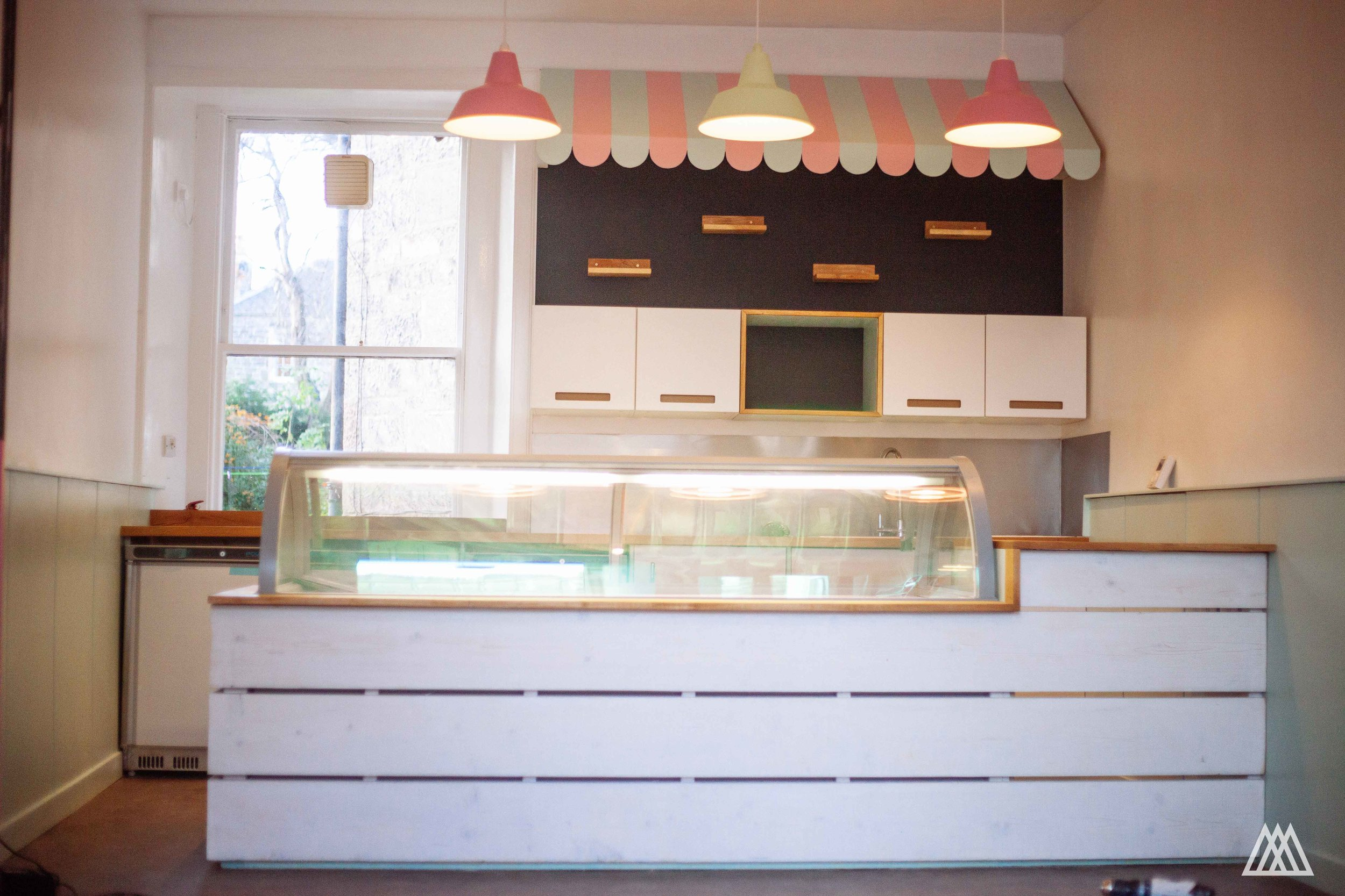 Wendys Ice cream parlour