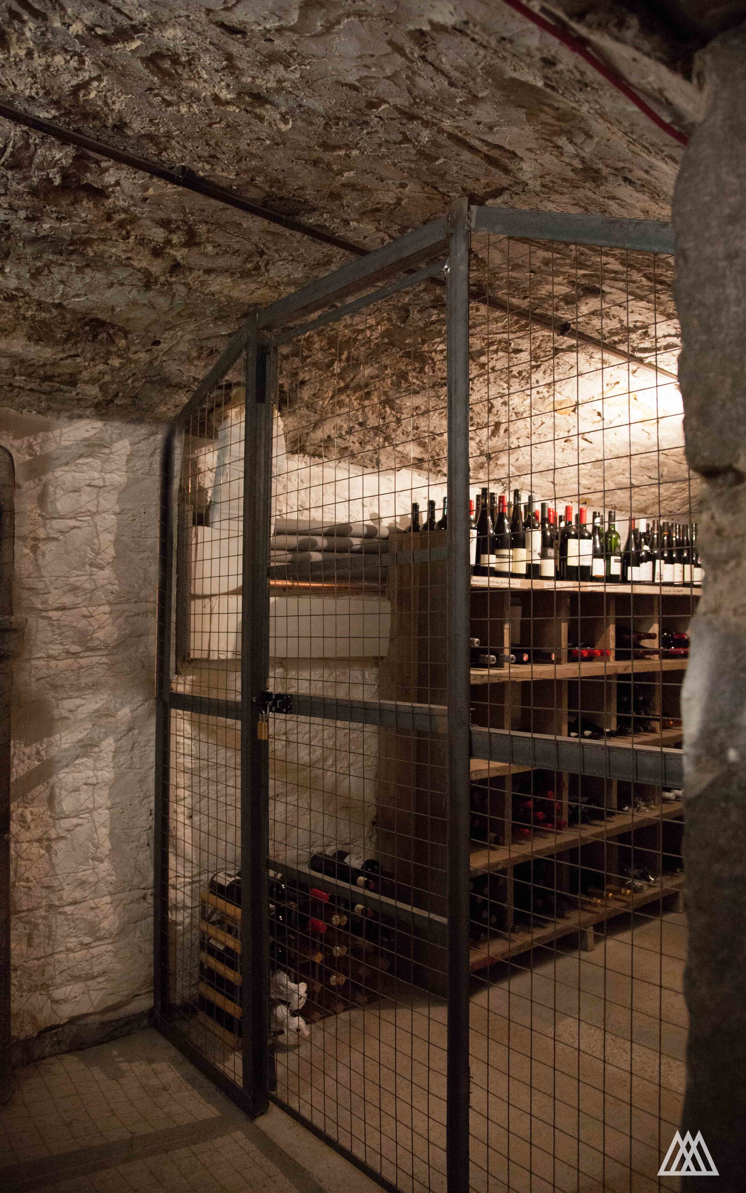 Smith & Gertrude wine bar