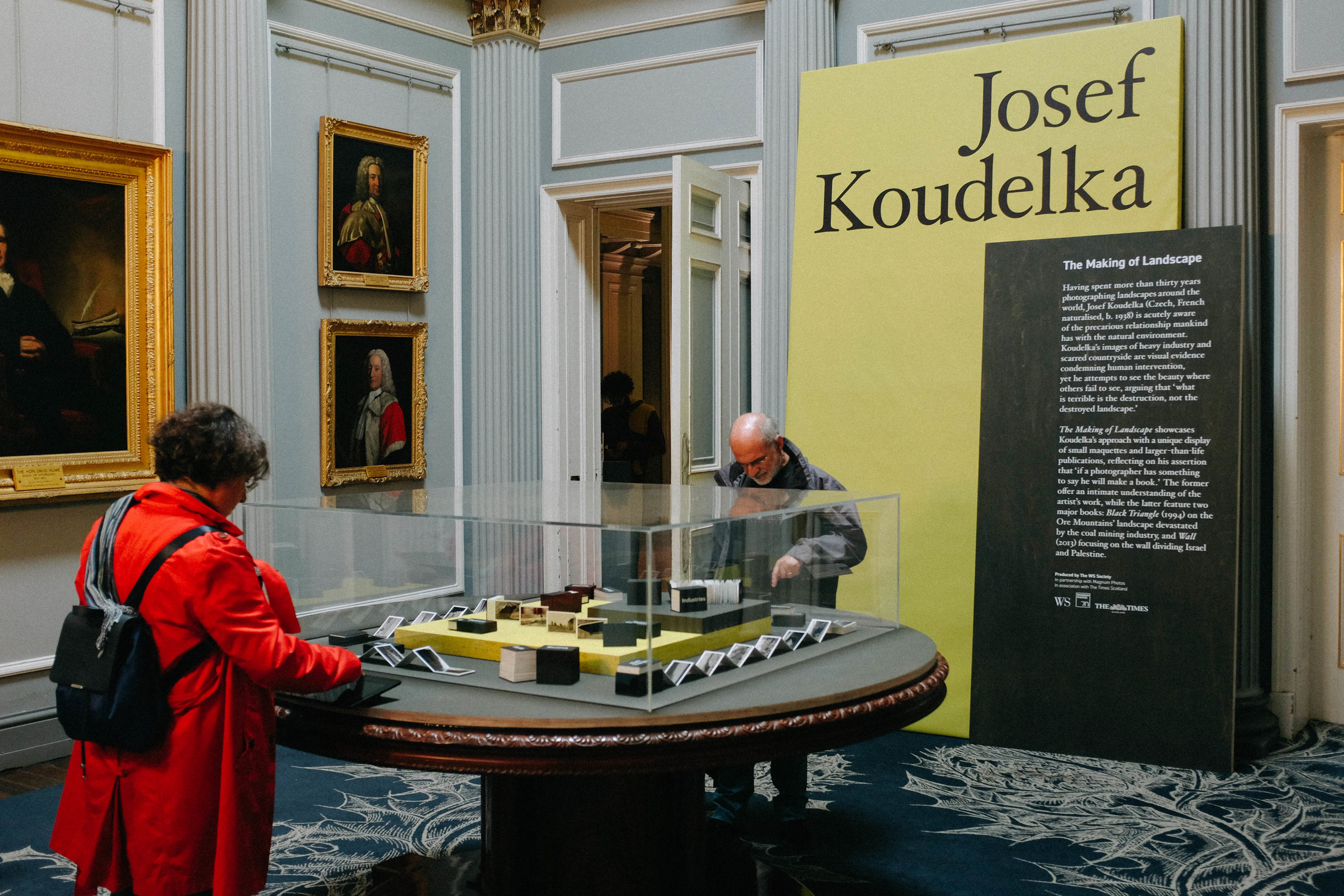 Josef Koudelka Exhibition