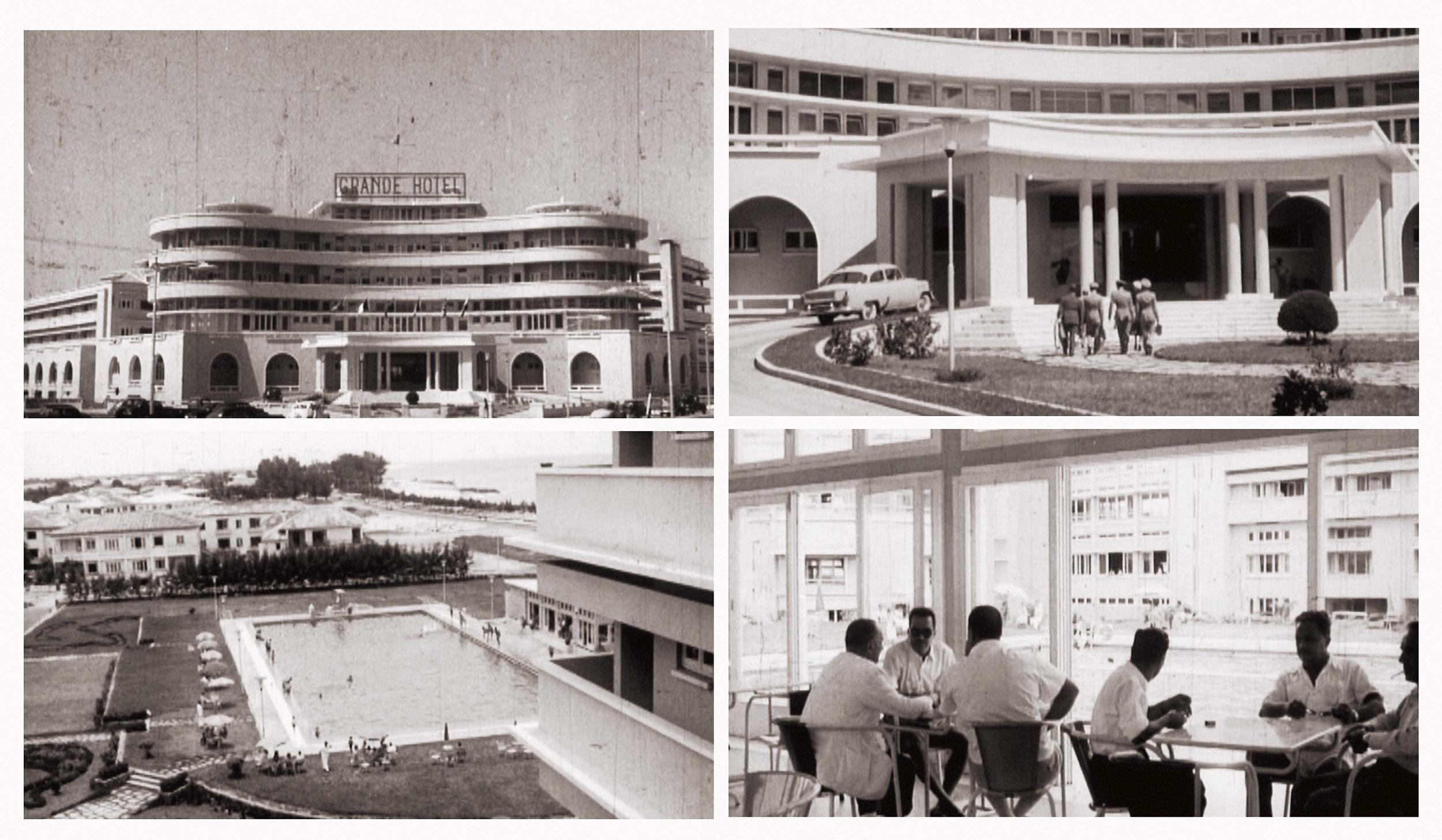 GRAND HOTEL IN 1955