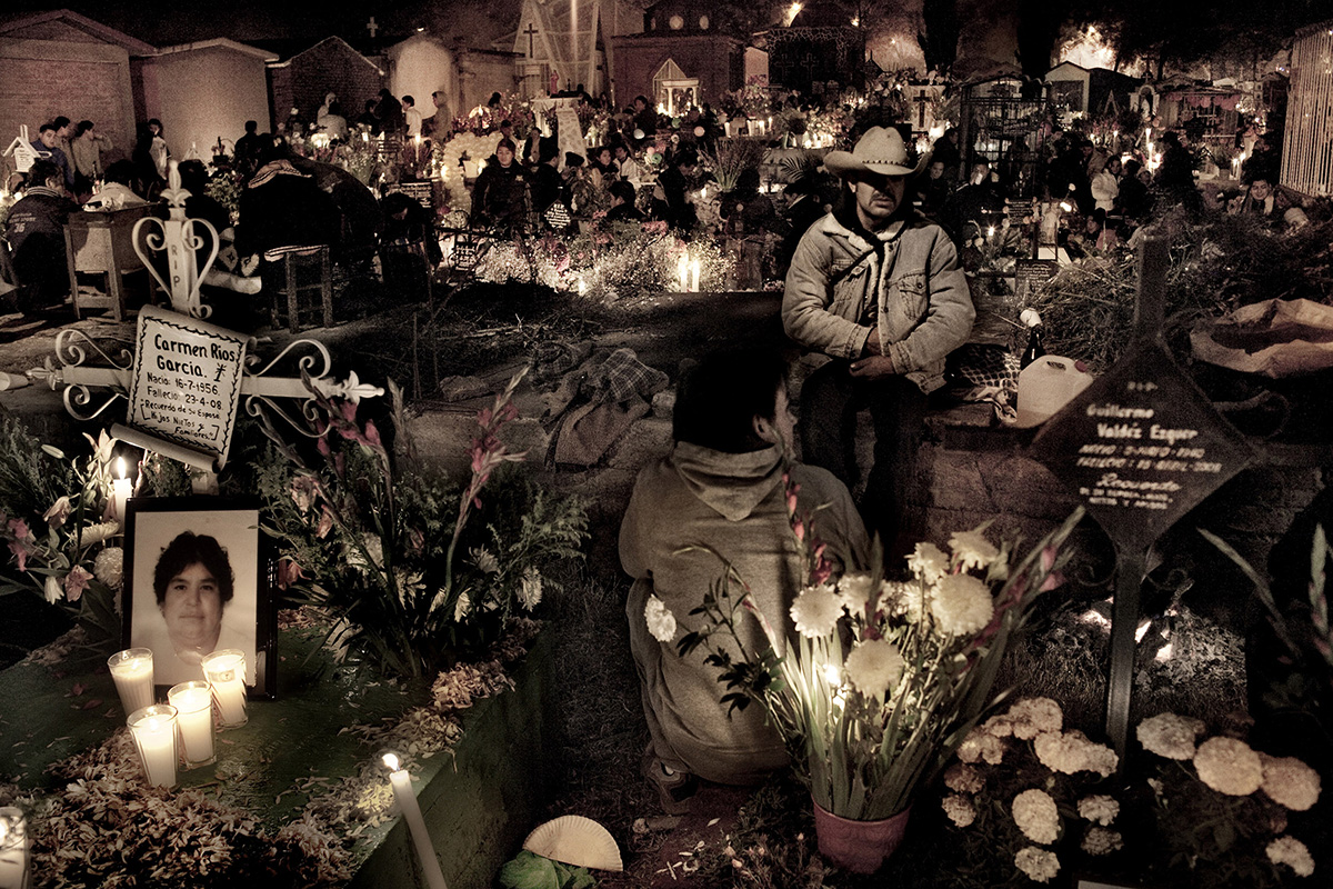THE NIGHT OF THE DEAD