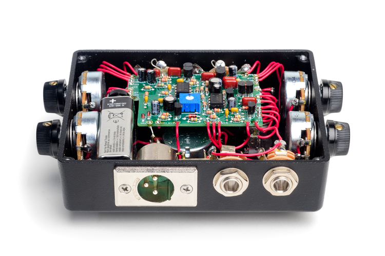 Red-Eye Twin Preamp