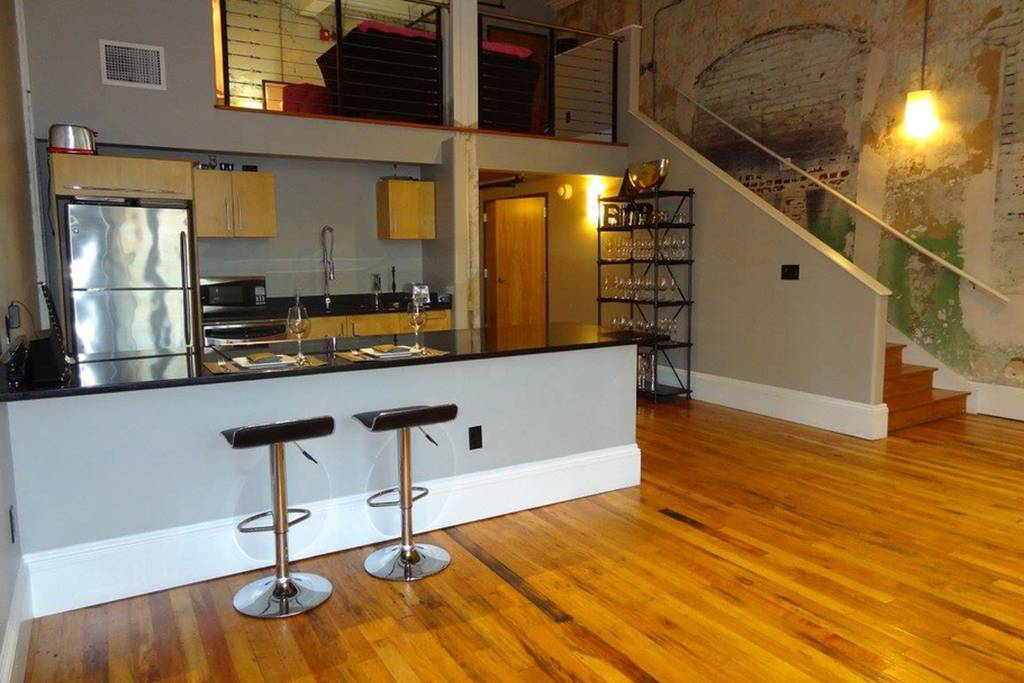 Loft 201 at 701 Whaley