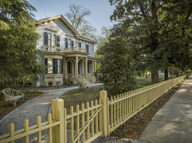Woodrow Wilson Family Home