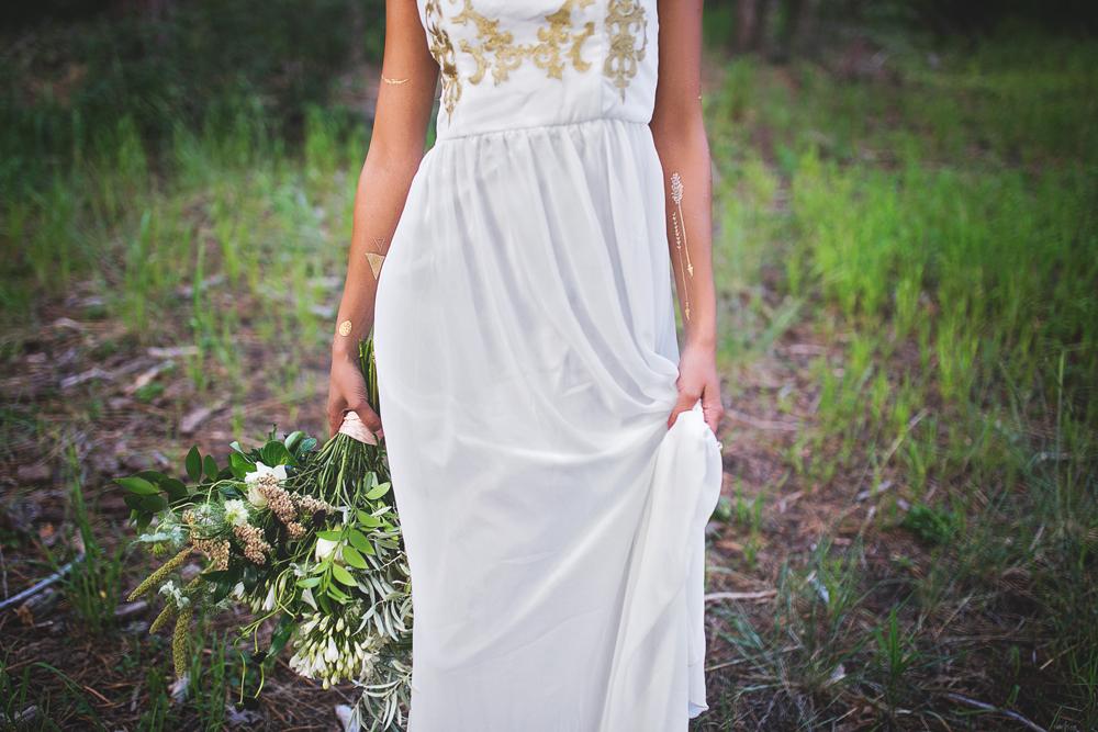 black and gold wedding inspiration | Liz Anne Photography | Albuquerque, NM 05.jpg