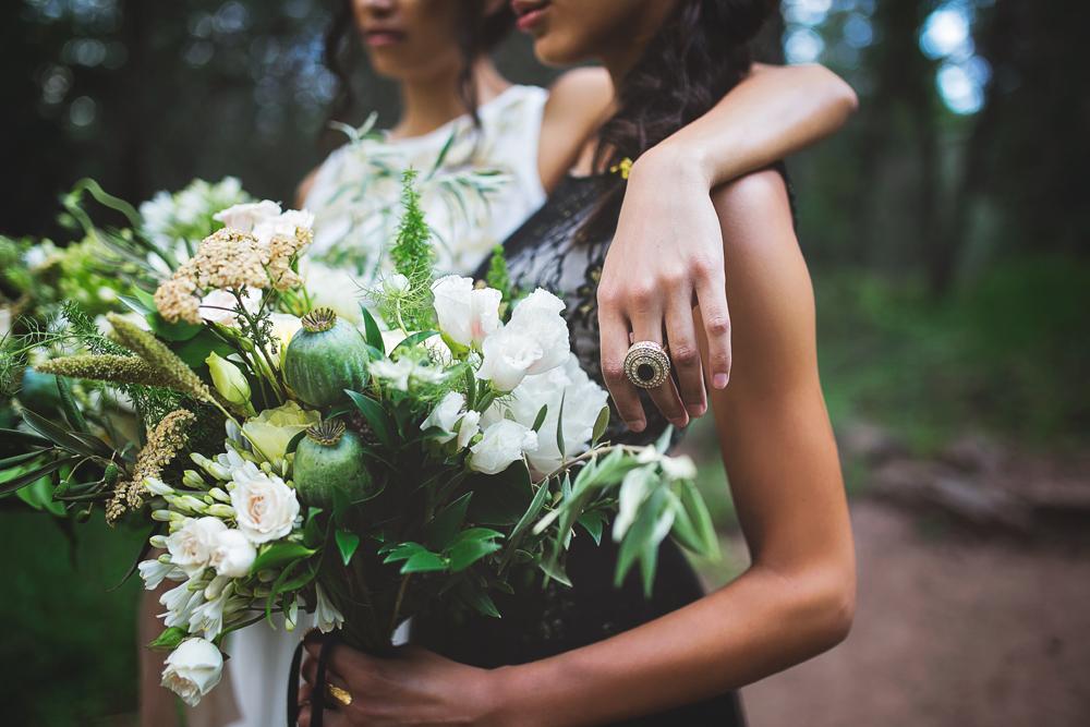 black and gold wedding inspiration | Liz Anne Photography | Albuquerque, NM 13.jpg