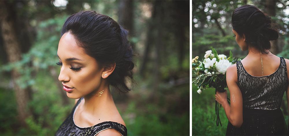 black and gold wedding inspiration | Liz Anne Photography | Albuquerque, NM 25.jpg
