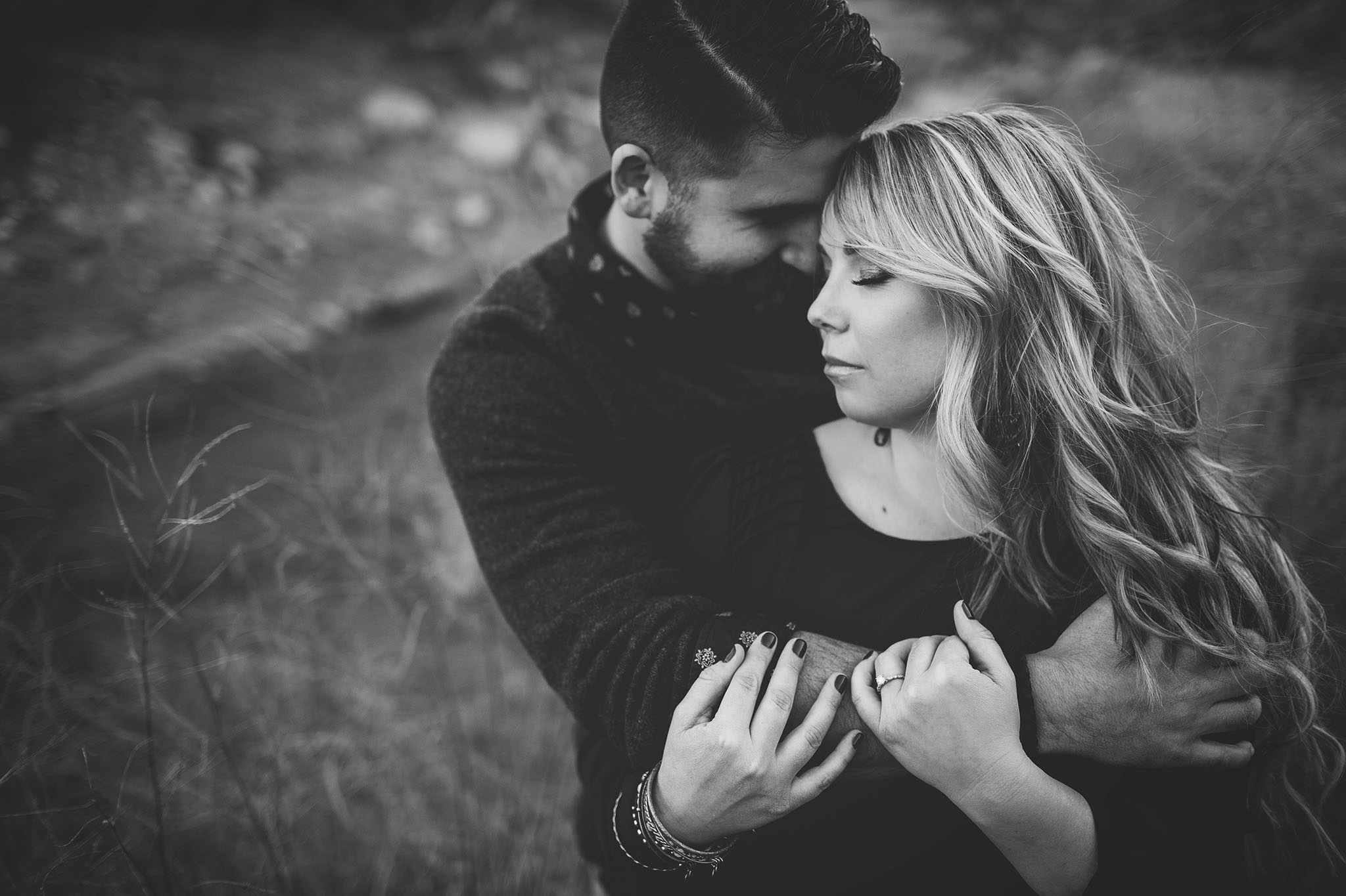 Liz Anne Photography | Abiquiu Engagement Session | New Mexico | Engaged | Portrait 01
