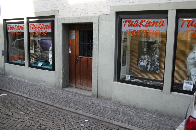 Mein Studio im Herzen der Altstadt Zofingens
