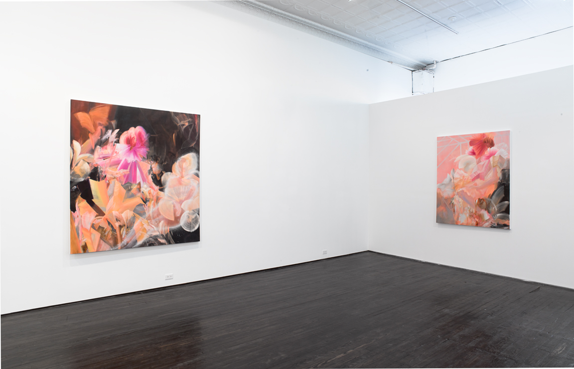 Solo exhibition at Nicelle Beauchene Gallery
