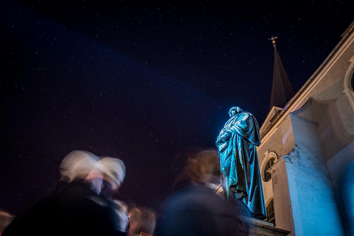 Fotoreportage - Genius Loci Weimar 2014