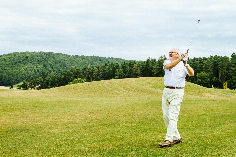 28.07.2013 / Weimar / Golfturnier im Spa- und Golfresort Weimarer Land / Foto: Henry Sowinski