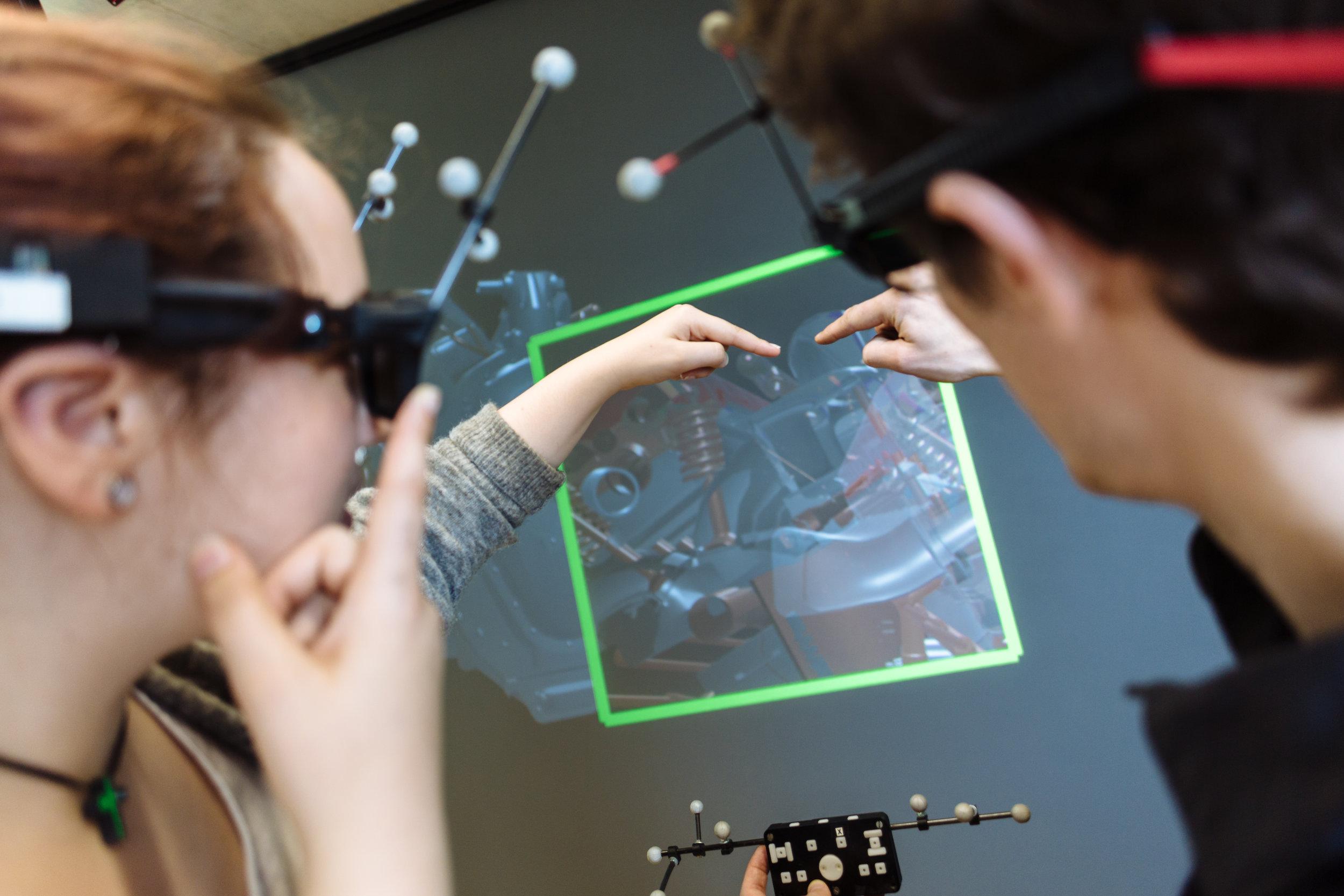Virtual Reality-Labor